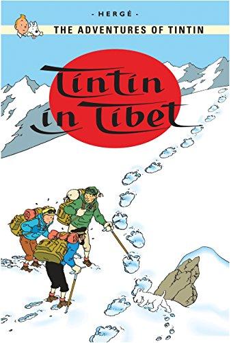 The Adventures of Tintin : Tintin inTibet par Herge