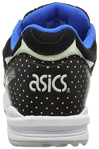 Asics Gel Saga - Scarpe sportive uomo Nero (black 9007)