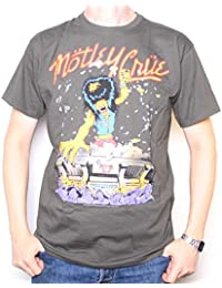 Motley Crue T Shirt - Allister Fiend 100% Official