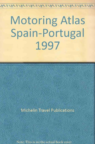 Road Atlas 1996: Spain and Portugal