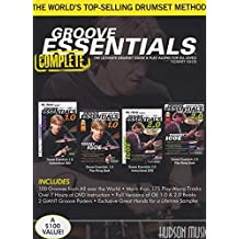 Groove Essentials: Complete: The Ultimate Drumset Guide & Play-Along for All Levels