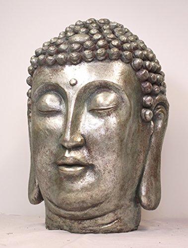 Deko-Figur Buddha Kopf XXL