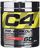 Cellucor C4 Pre Workout 360 g Fruit Punch Fourth Generation Explosive Energy Powder