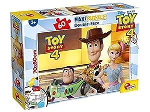 Lisciani Giochi - Puzzle DF Supermaxi 60 Toy Story Juego para niños, 75140