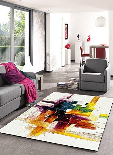 tapis-moderne-splash-de-marque-colore-brosse-neuf-eo-dimension80x150-cm
