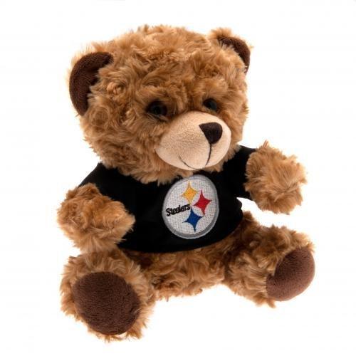 T-Shirt Teddy Bear - Pittsburgh Steelers