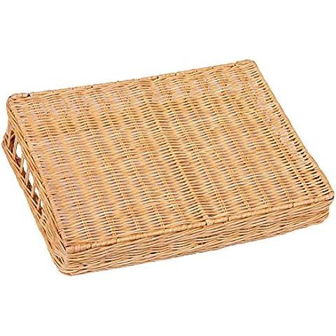 Haha Fruit Basket Cucina cesti cestini di pane cestino small yellow
