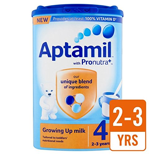 Soja-babynahrung (Aptamil Growing Up Milk 2-3 Years 800G)