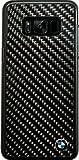 BMW BMHCS8MBC CG Mobil Hart Handyhülle für Samsung Galaxy S8 schwarz