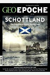 GEO Epoche / GEO Epoche 84/2017 - Schottland Taschenbuch