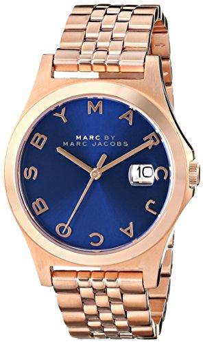 Marc Jacobs MBM3316–Watch for Men Color Rose Gold