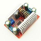 LouiseEvel215 Módulo convertidor de potencia CC-CC 400W 15A Módulo de potencia ascendente Transformador de Fuente de alimentación de corriente constante