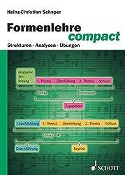 Formenlehre compact: Strukturen. Analysen. Übungen