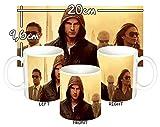 Mission Impossible Ghost Protocol Tom Cruise Tazza Mug