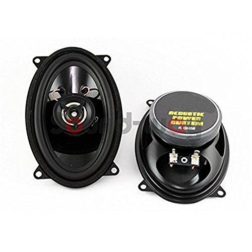 'Lautsprecher 9x 15cm–6x 4100WATT Lautsprecher Elliptische