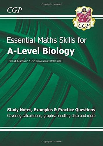 A-Level Biology: Essential Maths Skills por CGP Books