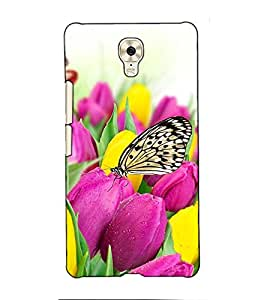 Fuson Designer Back Case Cover for Gionee M6 (Natural Beauty In Garden)