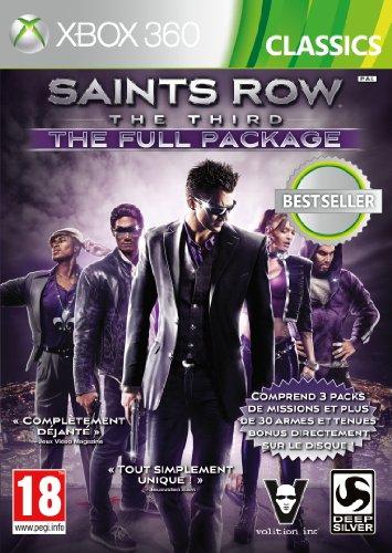 Saints Row: The Third - Le Gros Paquet [Importación Francesa]
