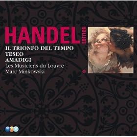 """Teseo : Act 1 """"E pur bello, in nobil core"""" [Agilea]"""