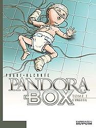 Pandora Box - tome 1 - L'Orgueil