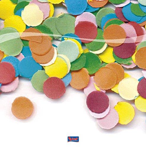 Preisvergleich Produktbild Luxus Konfetti aus buntem Papier // 100gr. // Multicolour Confetti Party Feier Hochzeit Kindergeburtstag Geburtstag Pinata Füllung Deko (Grundpreis: 1,99Euro/100g)