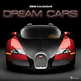 Dream Cars 2018 Calendar