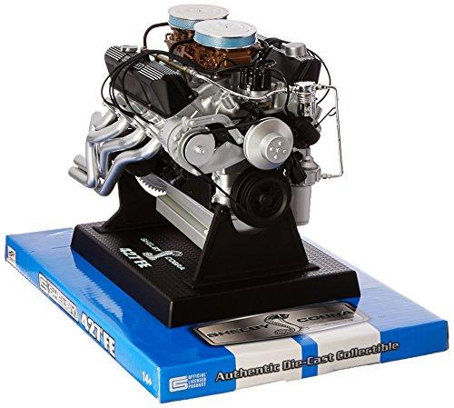 Liberty Classics 84427 1/6 Scale Die Cast Shelby 427 Cobra Engine Replica (V8-modell)