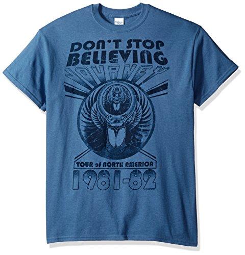 Old GloryHerren T-Shirt Blau