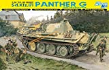 DRAGON 6268 Sd Kfz 171 Panther G late production - Smart Model Kit 1:35