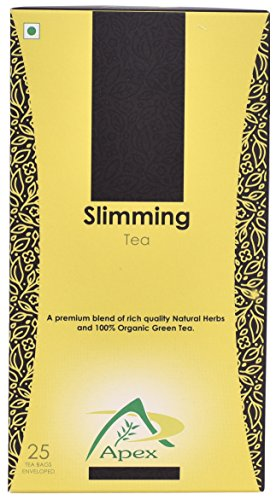 APEX-Slimming-Detox-Tea-Blend-of-Natural-Herbs-100-Organic-Green-Tea-25-Tea-Bags