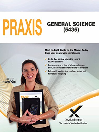 Praxis General Science: Content Knowledge (5435)