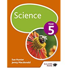 Science Year 5 (English Edition)