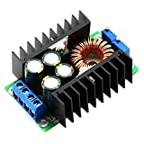 beIilan Regulador de Voltaje Ajustable módulo de alimentación DC-DC CC CV Buck convertidor 8A de Paso bajo para el Conductor del LED de Alta Potencia