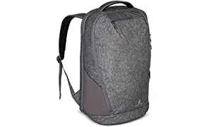 "Arcido Faroe Backpack : 55 x 35 x 20cm Hand Luggage / Carry On Size Backpack with Adaptable Laptop Compartment up to 15"" and 3D pockets"