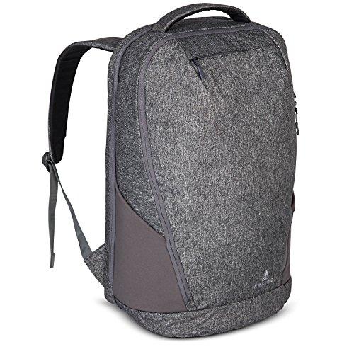 Arcido Faroe Rucksack: 55 x 35 x 20cm Handgepäck Rucksack in Kabinengröße mit anpassbarem Laptop Fach für Bildschirmdimensionen bis zu ...