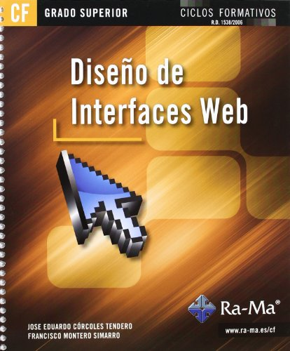Diseño de interfaces web