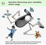 yuhao Bluetooth 4.0Remote anti-pérdida Verfolgung GPS Tracker für Kinder, Child Pet Bag Tasche Schlüssel Finder Telefon Box, Schlüssel/Zelle/Kinder/Haustiere anti-lost Finder