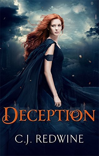 Deception: Number 2 in series (Courier's Daughter Trilogy) by C.J. Redwine (2013-09-05)