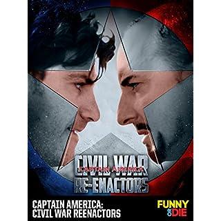 Captain America: Civil War Reenactors [OV]