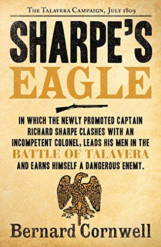 Sharpe's Eagle: The Talavera Campaign, July 1809 (The Sharpe Series, Book 8) (English Edition) por Bernard Cornwell