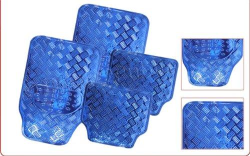 waterproof-set-of-blue-car-mats-aluminium-finish-heavy-duty-rubber-wipeable