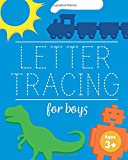 Best Books For Kids Age 3s - Letter Tracing For Boys: Letter Tracing Book, Practice Review