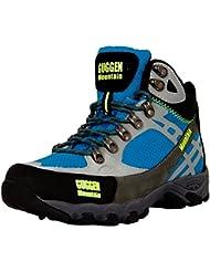 GUGGEN MOUNTAIN Zapatillas de senderismo Zapatos para caminar Botas de montaÐa montana Mujer M011