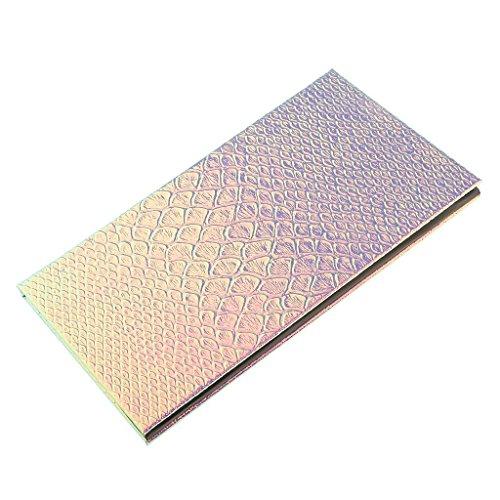 10Casserole B Baosity Vide Palette de Maquillage pour Rangement de Poudre Blush Fard /à Paupi/ères en Plastique Noir