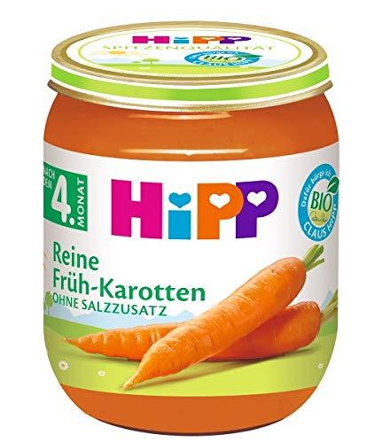 Reine Karotte (Hipp Reine Bio Früh-Karotten, 125g)