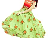 Sanjana Design Women's Embroidery Design...