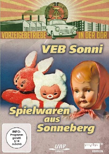 VEB Sonni - Spielwaren aus Sonneberg