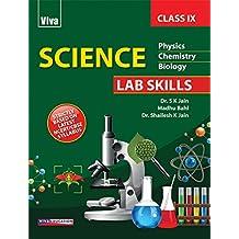 Viva Science Lab Skills Class 9 - Physics, Chemistry and Biology