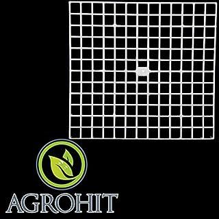 AGROHIT Tauben Kunststoff Fuß Bodenrost, Bodenroste Bodengitter Tauben 20 St