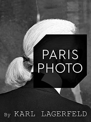 Paris Photo by Karl Lagerfeld